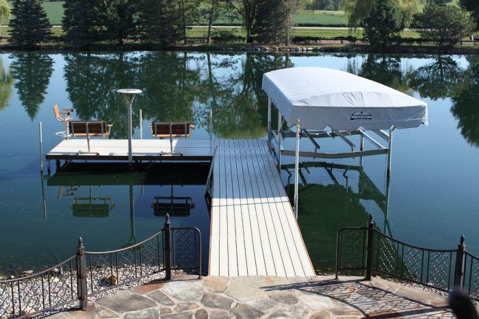 Shorestation Freestanding Docks Odonnells Docks