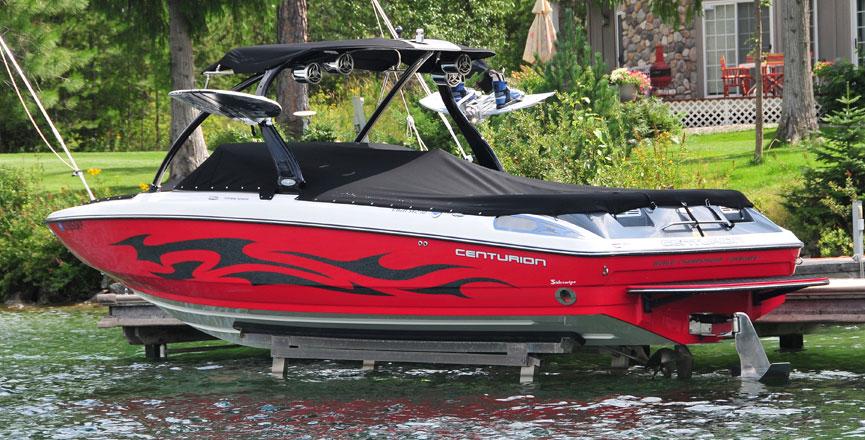 Hydraulic Boat Lift Specifications & Hewitt Boat Lift u2013 Odonnells Docks