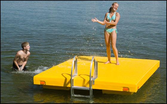 Rafts Odonnells Docks